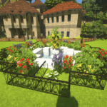 Minecraftで街作り-ROフィゲル建築日記5