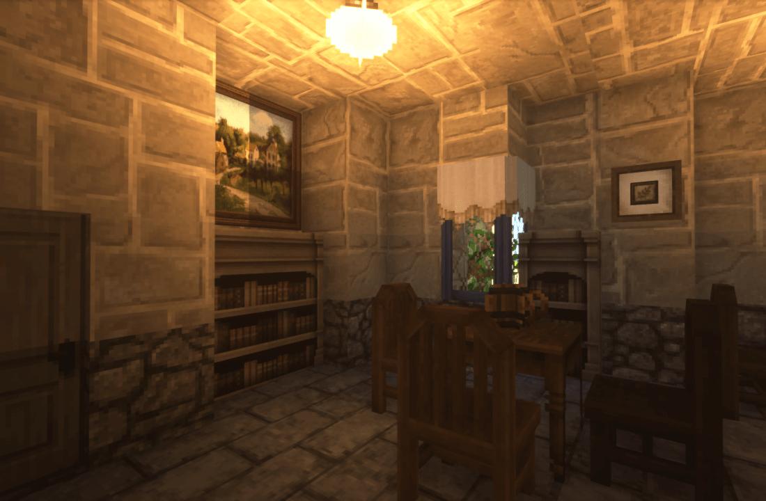 Minecraftで街作り-ROフィゲル建築日記6