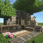 Minecraft1.12.2対応リソースパックConquestの導入方法
