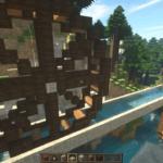 Minecraftで街作り-入り江の街建築日記3