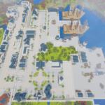 【完成】Minecraftで街作り-ROアルベルタ建築日記7